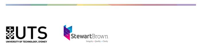 UTS and StewartBrown logo