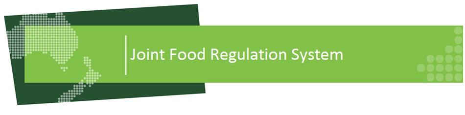 Food Regulation system logo