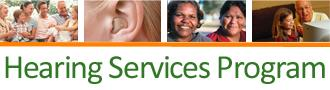 Australian Government Hearing Services Program logo